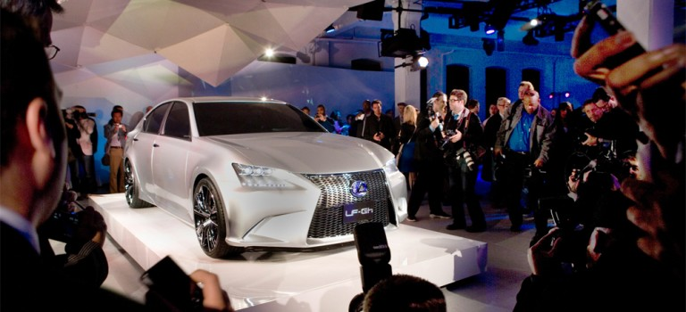 Lexus LF – Gh Concept Vehicle