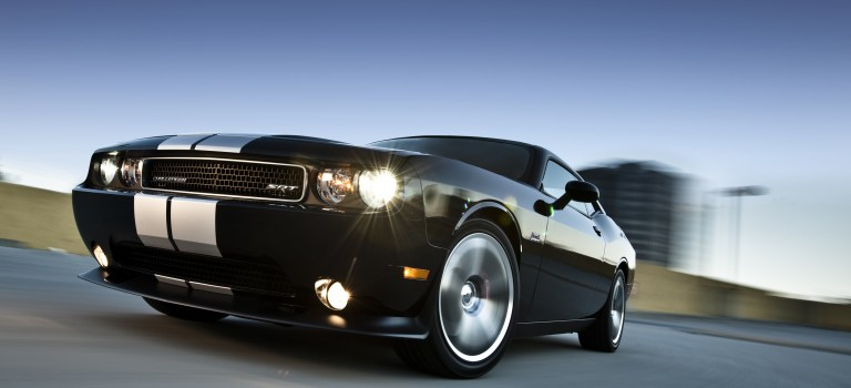 A legendary name that continues to create excitement – Dodge Challenger SRT8 392 (2013)