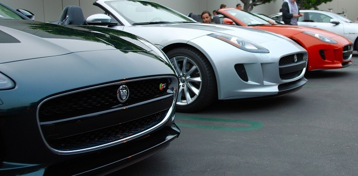 CARS, COFFEE AND THE ALL-NEW JAGUAR F-TYPE
