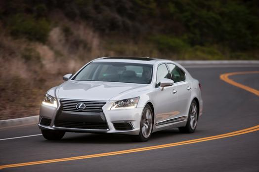 Like good wine, this Luxurious Lexus gets better with age. – Lexus LS460 (2013)