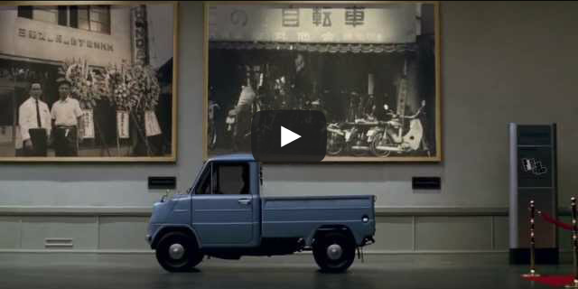 Watch this whirlwind tour of Honda history