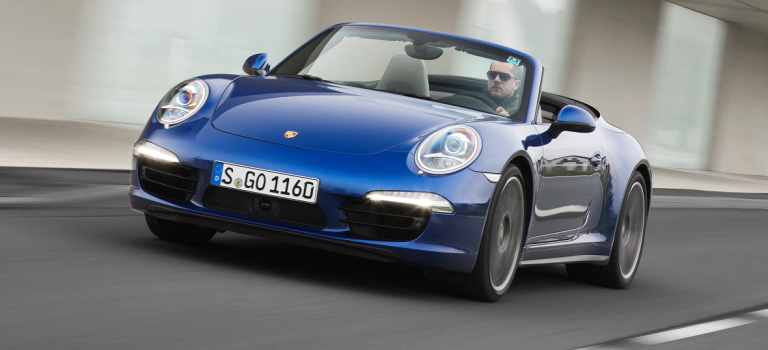 There is still no substitute! – Porsche 911 Carrera 4S Cabriolet (2013)