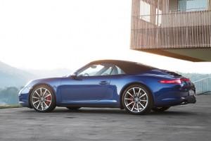 Carrera 4S Cabriolet - Blue _11_