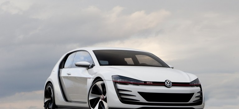"""DESIGN VISION GTI"" MAKES ITS NORTH AMERICAN AUTO SHOW DEBUT AT LOS ANGELES"