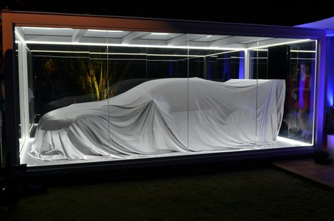 BMW Reveal and Art Basel Miami 2014