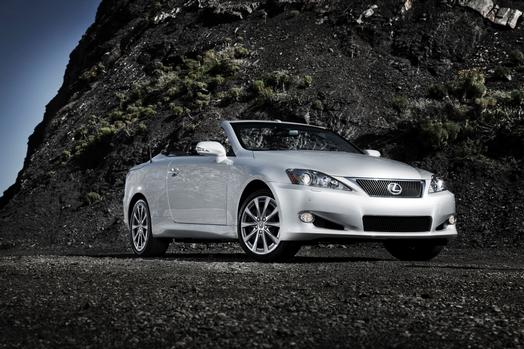 The best of both worlds when you own a Lexus IS350 C