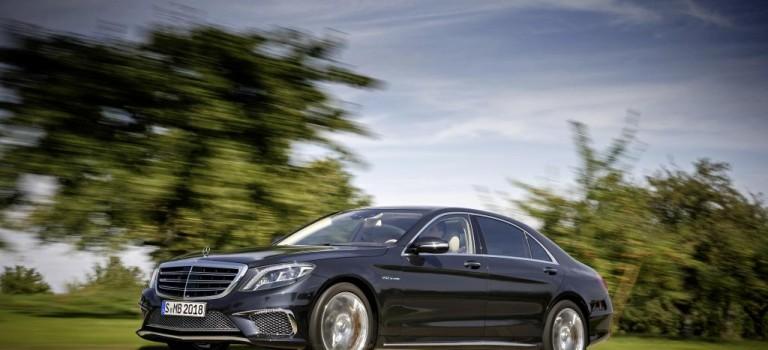 Yes, it is the ultimate luxury super sedan