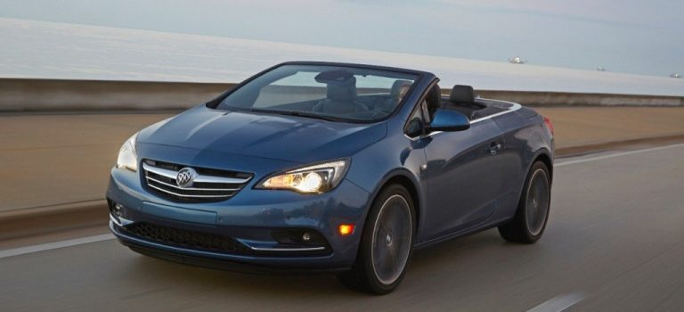 A Fresh, Beautiful new Convertible from Buick – Yes, Really