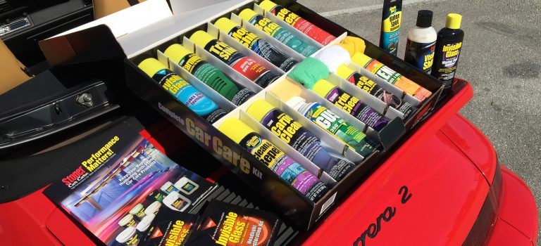 Stoner Car Care, Something more than just a stocking stuffer