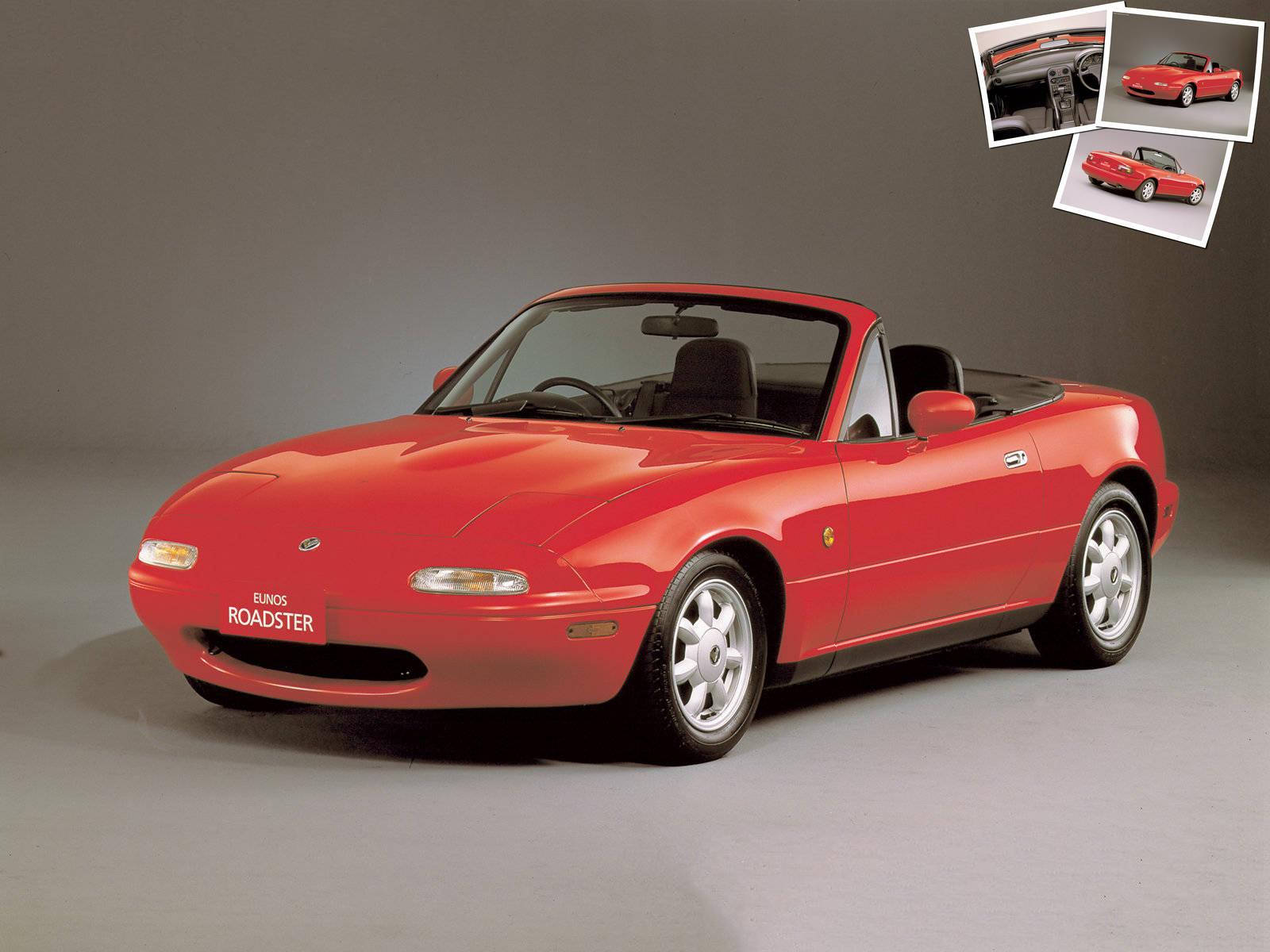 Mazda MX 5_Miata_Roadster 1989 Wallpaper